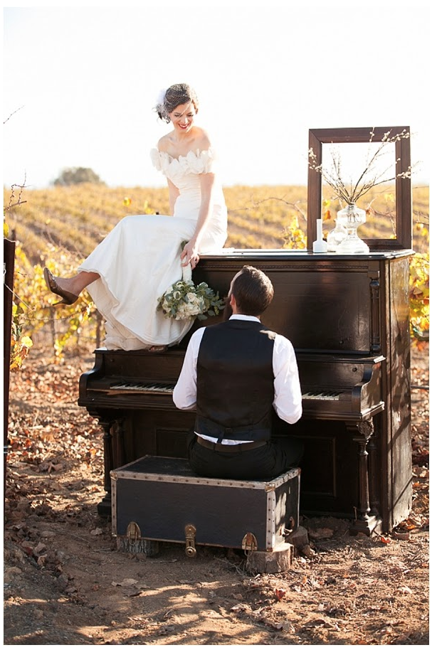 Piano Session Vineyard