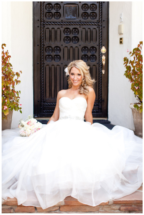 Featured bride in Style Me Pretty