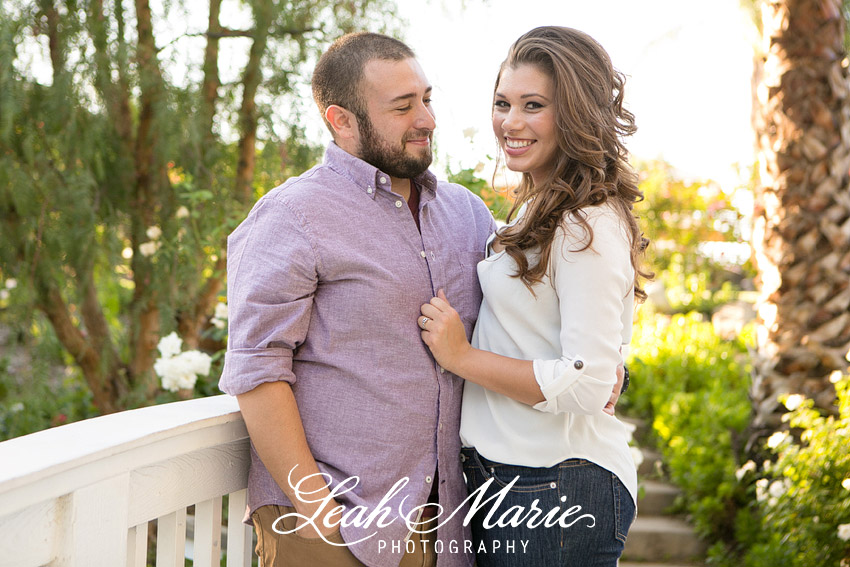 Wilson Creek Winery Engagement Session