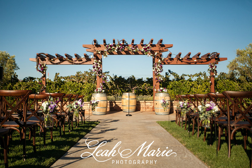 Wiens Family Cellars Temecula Wedding