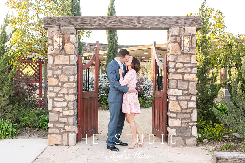 Europa Village Temecula Engagement Session