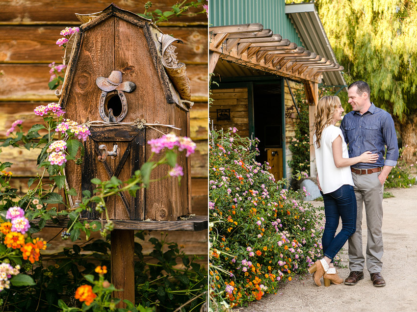 Two Sisters Farm Engagement Session Temecula